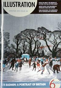 Illustration (UK magazine)  issue 46  Winter 2015