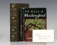 To Kill a Mockingbird. by  Harper Lee - Signed First Edition - 1960 - from Raptis Rare Books (SKU: 99740)