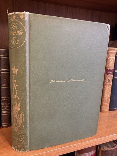 New York: G. P. Putnam's Sons, 1903. Standard Library Edition. Hardcover. Octavo, 549 pages; Fair; b...