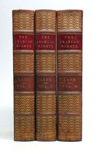London: Charles Knight, 1841. hardcover. very good. A new translation, with copious notes by Lane. I...