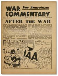 War Commentary for Anarchism. Vol 5, no. 15 (June 1944)