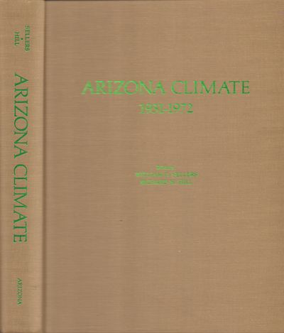 Tucson, Arizona: University of Arizona Press. Very Good. 1974. Second Edition. Hardcover. 0816504660...