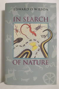 image of IN SEARCH OF NATURE (DJ protected by a brand new, clear, acid-free mylar  cover)