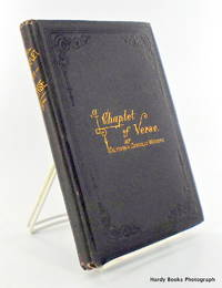 A CHAPLET OF VERSE BY CALIFORNIA CATHOLIC WRITERS; Published for the Benefit of the Youth's Directory