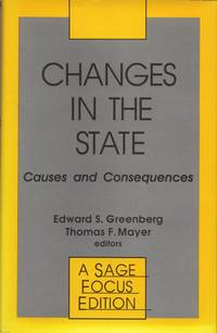 Changes in the State: Causes and Consequences.
