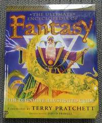 image of THE ULTIMATE ENCYCLOPEDIA OF FANTASY:  THE DEFINITIVE ILLUSTRATED GUIDE.