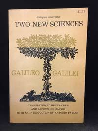 image of Dialogues Concerning Two New Sciences