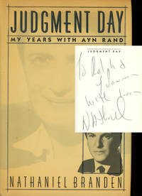 Judgement Day: My Years with Ayn Rand
