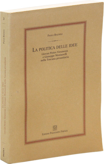 Firenze: Edizioni Polistampa, . First Edition. Paperback. Octavo (24cm.); publisher's brown decorati...