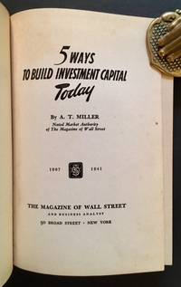 5 Ways to Build Investment Capital Today