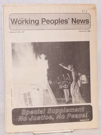 image of The Working Peoples' News [four issues]