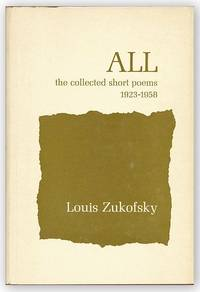 All: The Collected Short Poems, 1923-1958