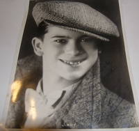 image of Publicity Still Autographed by child actor Jimmy