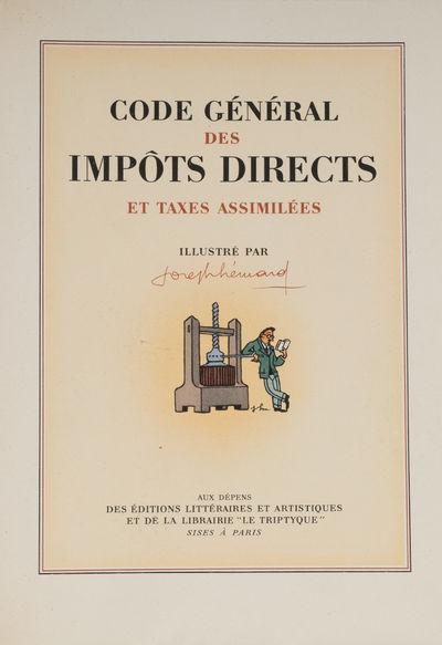 Code General des Impots Directs et...