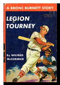 LEGION TOURNEY: A Bronc Burnett Story #2.
