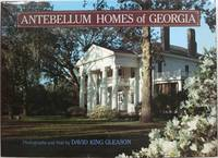 image of Antebellum Homes of Georgia