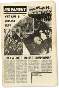 image of The Movement - Vol.4, No.9 (October, 1968)
