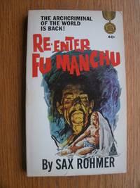 image of Re-Enter Fu Manchu # k1458