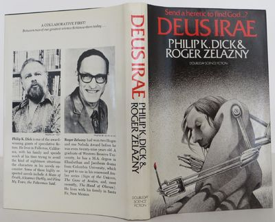 Doubleday, 1976. 1st Edition. Hardcover. Fine/Fine. A fine first edition (so stated on the copyright...