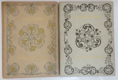 New York: Charles Scribner's Sons, 1893. Second edition. Cloth. Very Good. Two octavos with decorati...
