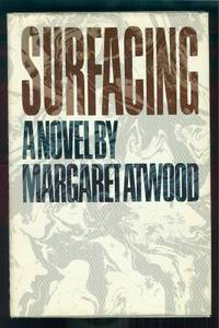 Toronto: McClelland & Stewart, 1972. First edition, first prnt. Signed by Atwood on the half-title p...