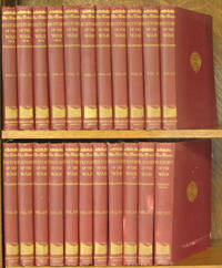 THE TIMES HISTORY OF THE WAR (WWI) ILLUSTRATED - 22 VOL. SET (COMPLETE)