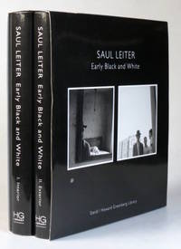 Early Black and White. I. Intérieurs. II. Extérieurs. Edited by Max Kozloff....