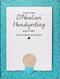 D'nealian Handwriting Book 3