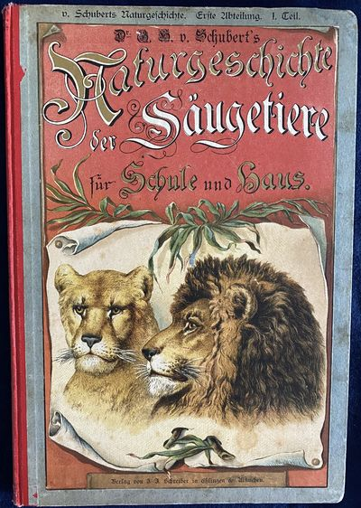 Beautifully illustrated book of animals from around the world. Folio.