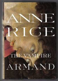 image of The Vampire Armand  - 1st Edition/1st Printing