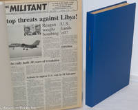 image of The Militant [bound complete run for 1989]