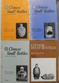 Chinese snuff-bottles No 1 2 3 &4