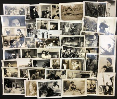 Archive of 47 Japanese Movie Stills...