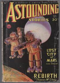 [Pulp magazine]: Astounding Stories - February 1934, Volume XII, Number 6