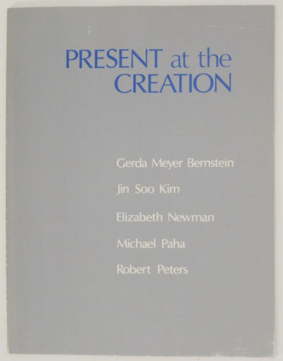 Chicago, IL: Department of Cultural Affairs, 1989. First edition. Softcover. 47 pages. Exhibition ca...