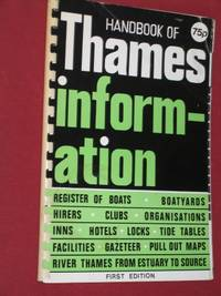 Handbook of Thames Information