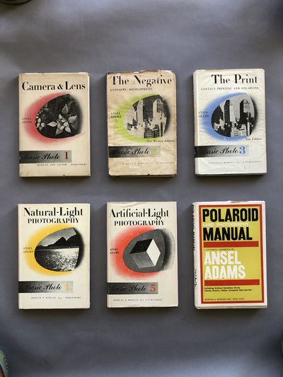 All volumes 9 x 6 inches. Cloth, with dust jackets, some dust jackets worn and chipped, volume 2 mis...