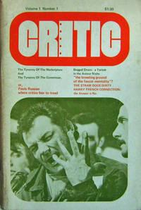 Film Critic Volume 1 Number 1