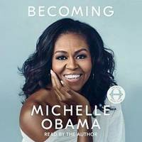 Becoming by Michelle Obama - 2018-11-13 - from Books Express (SKU: 0525633677n)