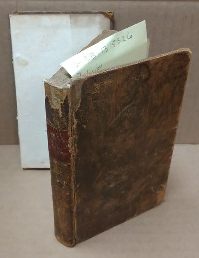 Philadelphia: Anthony Finley, 1820. Finley's edition; Third American edition. Hardcover. 18mo; Finle...