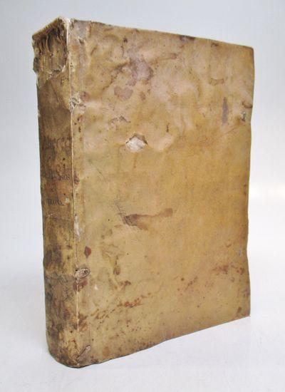 Madrid: Pedro Madrigal, 1604. First. hardcover. very good. Ay copiosas tablas, en especial de las fe...