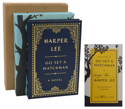 New York: HarperCollins Publishers, 2015. Signed Limited Collector's Edition. Fine. Special Collecto...