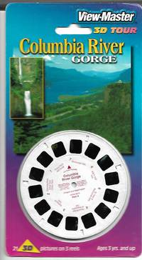 Columbia River Gorge (View-master 3D Tour) - Unopened PAck of 3 Reels