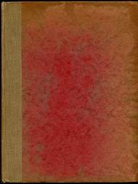 London: John Lane The Bodey Head, 1924. Hardcover. Very Good. Reprint. Gift inscription with light f...
