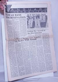 image of Vanguard News & Views: vol. 2, #3, April 5, 1991: ACT UP visits Oscar & Hawaii bans discrimination