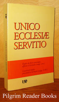 image of Unico Ecclesiae Servitio: Études de droit canonique offertes à Germain  Lesage, omi. Canonical Studies presented to Germain Lesage, OMI.