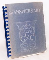 25th Anniversary GGC [Golden Gate Collectors], study - collect - share. [cover title]