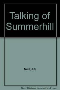 image of Talking of Summerhill