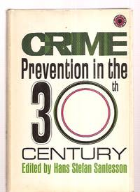 CRIME PREVENTION IN THE 30TH CENTURY by  William Tenn] [Dust Wrapper design by Lena Fong Lueg]  Tom Purdom - Hardcover - Later Printing - 1969 - from biblioboy and Biblio.com