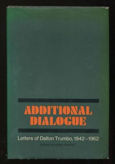 New York: M. Evans and Company, Inc.. Near Fine in Very Good dj. (c.1970). First Edition. Hardcover....